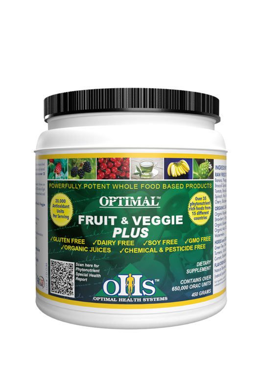 Optimal Fruit & Veggie Plus